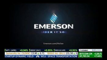Emerson Electric Co. TV Spot, 'We See: Homes Staying Cooler' - Thumbnail 10
