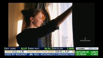 Emerson Electric Co. TV Spot, 'We See: Homes Staying Cooler' - Thumbnail 5