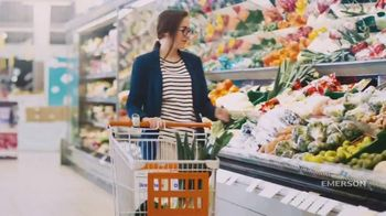 Emerson Electric Co. TV Spot, 'We See: Fresh Food' - 46 commercial airings