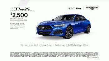 Acura Presidents Day Event TV Spot, 'Pushing the Limits of Premium Performance' [T2] - Thumbnail 6