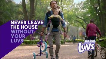 Luvs TV Spot, 'Big Dad Energy'