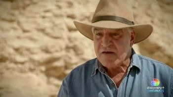 Discovery+ TV Spot, 'Valley of the Kings: The Lost Tombs' - Thumbnail 5