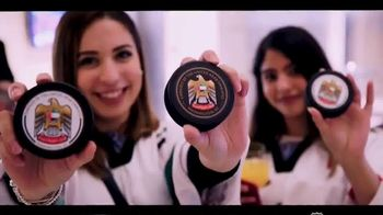 The National Hockey League (NHL) TV Spot, 'Celebrating Gender Equality Month' Song by MUSZETTE