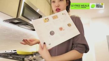 HelloFresh TV Spot, 'Process: 12 Free Meals' Song by S Strong