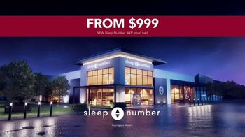 Sleep Number 360 Smart Bed TV Spot, 'Dad-Powering' - Thumbnail 9