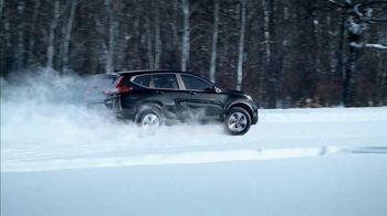 Honda 0% Event TV Spot, 'Winter Ready' [T2] - 1 commercial airings
