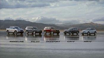 Honda Zero Percent Event TV Spot, 'Act Fast' [T2] - Thumbnail 8
