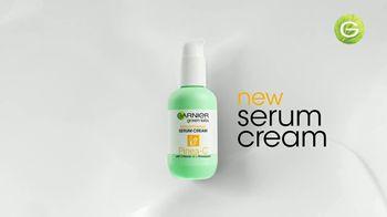 Garnier Green Labs Brightening Serum Cream TV Spot, 'Reveal Glowing Skin' Song by Lizzo - Thumbnail 3