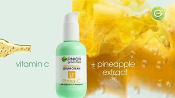 Garnier Green Labs Brightening Serum Cream TV Spot, 'Reveal Glowing Skin' Song by Lizzo - Thumbnail 4