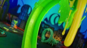 Hot Wheels City Toxic Snake Strike Challenge TV Spot, 'Top Speed Snake Take Down' - Thumbnail 4