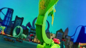 Hot Wheels City Toxic Snake Strike Challenge TV Spot, 'Top Speed Snake Take Down' - Thumbnail 7