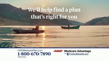 UnitedHealthcare TV Spot, \'Get More for Your Medicare Dollar\'