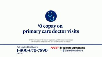 UnitedHealthcare TV Spot, 'Get More for Your Medicare Dollar' - Thumbnail 3