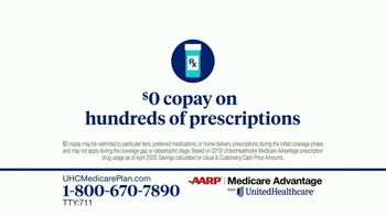 UnitedHealthcare TV Spot, 'Get More for Your Medicare Dollar' - Thumbnail 4