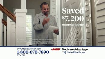 UnitedHealthcare TV Spot, 'Get More for Your Medicare Dollar' - Thumbnail 5