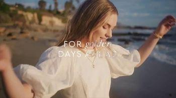 Gorjana TV Spot, 'Spring 2021: Golden Days Ahead' Song by Team Callahan - Thumbnail 7