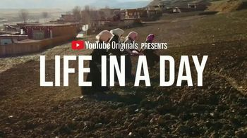 YouTube Originals TV Spot, 'Life in a Day 2020' Song by Black Pumas, Lucius