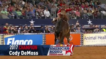 The American Rodeo TV Spot, '2017 Champions' - Thumbnail 2