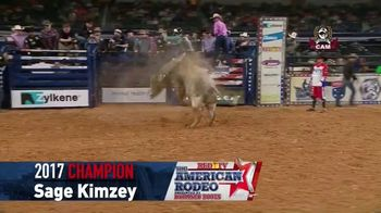 The American Rodeo TV Spot, '2017 Champions' - Thumbnail 5