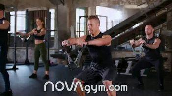 NOVA Gym TV Spot, 'Lose the Weights' - Thumbnail 3