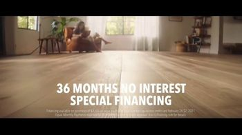 LL Flooring TV Spot, 'Bellawood Oak Floors: 36 Months Financing' Song by Electric Banana