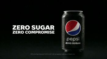 Pepsi Zero Sugar TV Spot, 'Man Cave' - Thumbnail 10