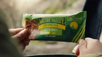 Nature Valley TV Spot, 'Recyclable Wrappers: Imagine the Possibilities' - Thumbnail 2