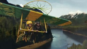Nature Valley TV Spot, 'Recyclable Wrappers: Imagine the Possibilities' - Thumbnail 7