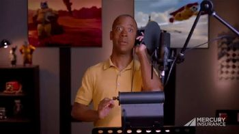 Mercury Insurance TV Spot, 'Voice-Over Artist'