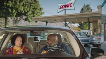 Sonic Drive-In Mesquite Butter Bacon Cheeseburger TV Spot, 'Warn People' - Thumbnail 1