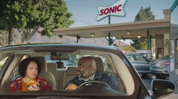 Sonic Drive-In Mesquite Butter Bacon Cheeseburger TV Spot, 'Warn People' - Thumbnail 3