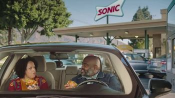 Sonic Drive-In Mesquite Butter Bacon Cheeseburger TV Spot, 'Warn People' - Thumbnail 5