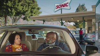Sonic Drive-In Mesquite Butter Bacon Cheeseburger TV Spot, 'Warn People' - Thumbnail 7
