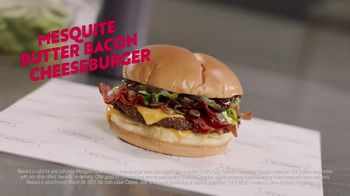 Sonic Drive-In Mesquite Butter Bacon Cheeseburger TV Spot, 'Warn People' - Thumbnail 8