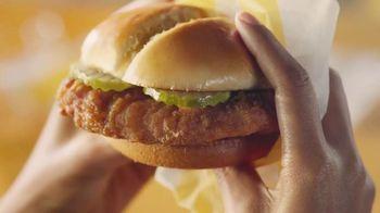 McDonald's Crispy Chicken Sandwich TV Spot, 'Panectio de papa' [Spanish] - Thumbnail 2