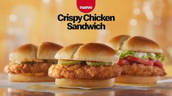 McDonald's Crispy Chicken Sandwich TV Spot, 'Panectio de papa' [Spanish] - Thumbnail 5