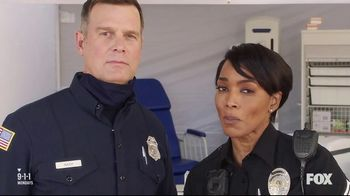 COVID Collaborative TV Spot, 'FOX: Beat COVID' Featuring Angela Bassett, Peter Krause - Thumbnail 6