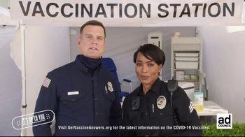 COVID Collaborative TV Spot, 'FOX: Beat COVID' Featuring Angela Bassett, Peter Krause - Thumbnail 7