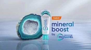 ProNamel Mineral Boost TV Spot, 'Reponiendo el poder' [Spanish]