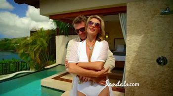 Sandals Resorts TV Spot, 'Don't Worry About a Thing: Up To 65% Off' Song by Bob Marley - Thumbnail 6