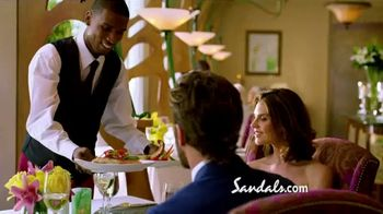 Sandals Resorts TV Spot, 'Don't Worry About a Thing: Up To 65% Off' Song by Bob Marley - Thumbnail 7
