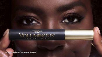 L'Oreal Paris Cosmetics Voluminous Original Mascara TV Spot, 'Read My Eyes' Featuring Viola Davis - Thumbnail 3