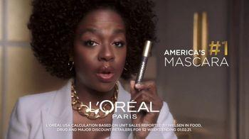 L'Oreal Paris Cosmetics Voluminous Original Mascara TV Spot, 'Read My Eyes' Featuring Viola Davis - Thumbnail 4