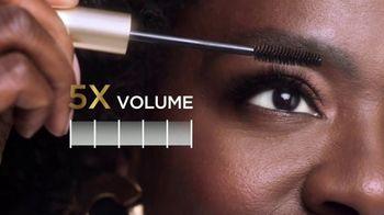 L'Oreal Paris Cosmetics Voluminous Original Mascara TV Spot, 'Read My Eyes' Featuring Viola Davis - Thumbnail 6
