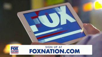 FOX Nation TV Spot, 'America is Streaming: Religion, History, Lifestyle, Politics' Ft. Sean Hannity - Thumbnail 7