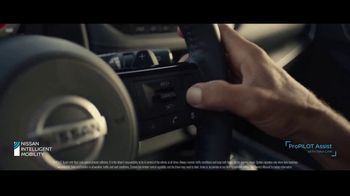 2021 Nissan Rogue TV Spot, 'Put It in Chill Mode' Song by Percy Faith [T2] - Thumbnail 4