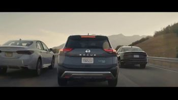 2021 Nissan Rogue TV Spot, 'Put It in Chill Mode' Song by Percy Faith [T2] - Thumbnail 5