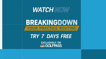GolfPass TV Spot, 'Breaking Down Your Practice Routine' - Thumbnail 9