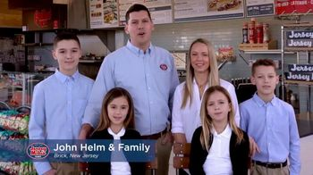 Jersey Mike's TV Spot, 'Month of Giving: Giving Our All'