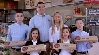 Jersey Mike's TV Spot, 'Month of Giving: Giving Our All' - Thumbnail 8